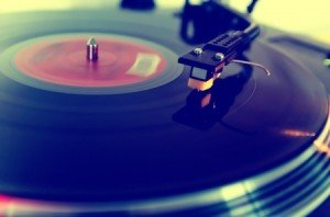 know the part of a turntable