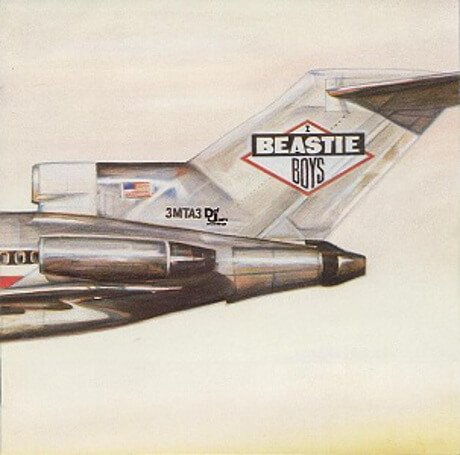 Beastie Boys Album Art