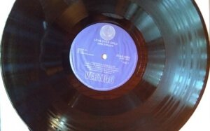 water damage - buying used vinyl records