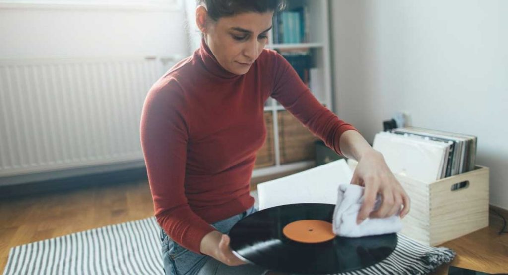 How to Clean a Record Player