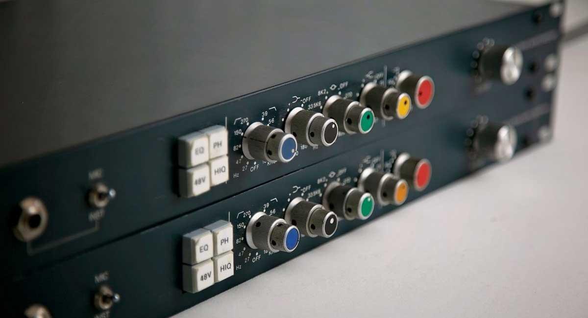 Preamp vs. Amp